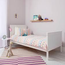 Portland Bedroom Furniture Portland Single Bed In White Noa Nani