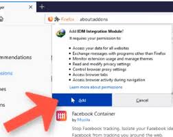 How to manually add idm extension in firefox/fix corrupt idm extension in firefox in urdu/hindifix corrupt idm extensionregister idmhow to update your idm Install Idm Add Ons On Firefox Browser Manually Dowpie