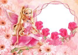 barbie doll pink