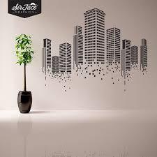 office wall stickers. Wall Sticker Office Design Decals Walls Flower Coffee Shop Transparent  Glass Film Window Stickers C