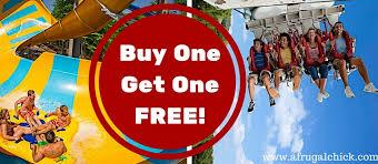 busch garden deals. Modren Busch Busch Gardens Williamsburg Buy One Get Free For Garden Deals A Frugal Chick