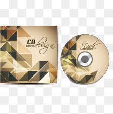 cd cover vector material dynamic cd record png and vector