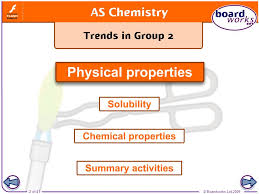 Boardworks AS Chemistry Trends in Group 2 - ppt video online download