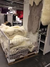 how to create a fabulous furry stool royal dream large sheepskin rug neutral image 1