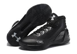 under armour shoes black. under armour ua steph curry 3 black silver mens basketball sports shoes trainers s