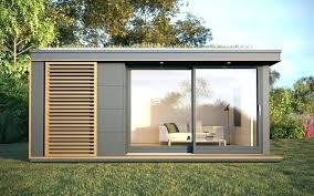 office garden pod. Fine Garden Prefab Garden Rooms Outdoor Office Pod Pods  Building In Office Garden Pod