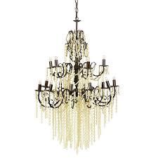 cyan design julian chandelier 04158
