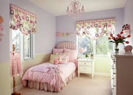 pretty pink chandelier for girls room homesfeed pertaining to bedroom idea 10