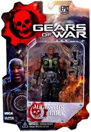 NECA Gears of War 3 Series 2 Augustus ...
