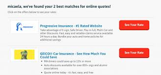 the best and worst sites to compare car insurance quotes insurify