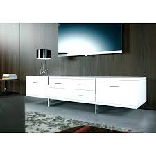 modern black white. Contemporary Media Console Furniture Modern Black White Floating Living Room Style With Floatin D