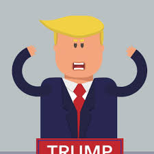 I like your character design of trump and the animation is icing on the cake. Trump Gifs Primo Gif Latest Animated Gifs