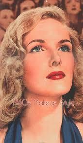 1940s makeup guide8