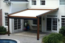 attached covered patio ideas. Deck Cover Ideas Flat Roof Covering Outdoor Wonderful Simple  Patio . Attached Covered T