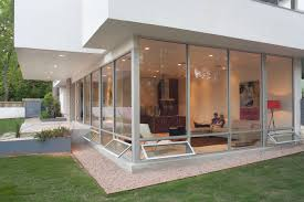 Architecture Surprising Modern Exterior Designs With Floor Ceiling