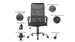 back pain chairs. Ergonomic Adjustable High Back Office Mesh Chair Pain Chairs O