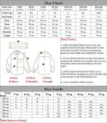 Insta Slim Size Chart Mens Business Shirts Size Chart Coolmine Community School