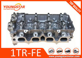 TOYOTA Hilux Auto Cylinder Heads With 1TR-FE Engine , Aluminium Material