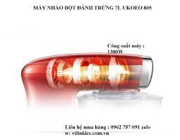 Shop tiện ích - MÁY NHÀO BỘT ĐÁNH TRỨNG UKOEO 805 - SALE...