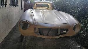 If you have a mercedes 220s for sale and want to point them in the direction of gullwing motors, new york's leading mercedes buyer! Mercedes Benz 300sl Gullwing Reproduction Fiberglass Body And Steel Tube Chasis Ebay