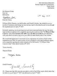 Sample Business Letter To Whom It May Concern The Formal Courtnews