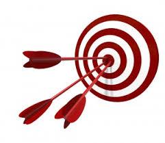 target goal bullseye