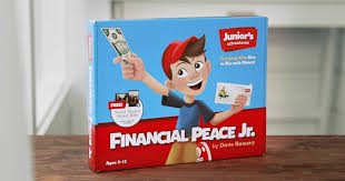 Financial Peace Junior Chore Chart Amazon Dave Ramsey Financial Peace Junior Kit Just 12 64