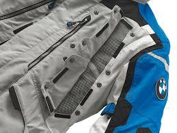 Bmw Rallye 2018 Motorcycle Jacket Men Grey Blue Online