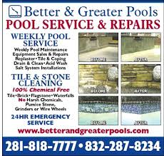 Pool service ad Hotel Pool Houston Pool Service Houston 100 Chemical Free Tile Cleaning Houston Pool Renovations Katy Pool Service katy 100 Chemical Free Tile Cleaning Katy Rancho San Diego Community Network 92019 Houston Pool Service Houston 100 Chemical Free Tile Cleaning