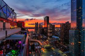 The Sky Room's Happy Hour specials make your trip home the perfect  transition between a busy week and an entrance into the city's after hours  scene.