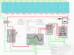 solar panel wiring diagram fine bright keoghs marine parallel solar panel wiring series vs parallel pv solar panels wiring diagrams oil diagram micro hydro incredible throughout panel