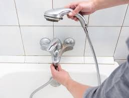 tub shower faucet replacement