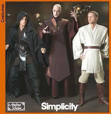 Star Wars Costume Patterns