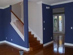 house painting tips blue color