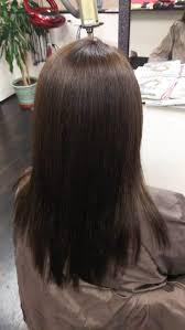 ノンアイロン弱酸性縮毛矯正 エアーストレートの髪型とは東かがわ市の