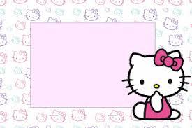 Hello Kitty Invitation Printable Printable Hello Kitty Invitations Shared By Angelique Scalsys