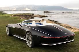 2018 maybach vision 6 price. simple maybach vision mercedesmaybach 6 cabriolet u2013 photographed in pebble beach  california by jensen larson for mercedesbenz usa in 2018 maybach vision price t