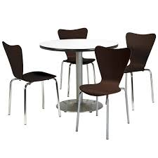 break room tables and chairs. Gorgeous Break Room Tables And Chairs With Kfi Seating Silver Base Cafe Table Four 3888 Stack 42