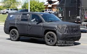 2014 Chevrolet Tahoe Caught Testing in Michigan - Truck Trend News