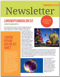 Employee Newsletter How To Make A Newsletter In 9 Steps Lucidpress