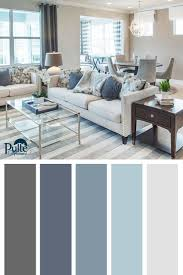 Summer colors and decor inspired by coastal living. Create a beachy yet  sophisticated living space by mixing dusty blues, whites and grays into  your color ...