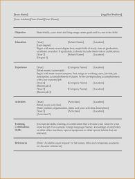 Server Resume Objective Amazing Server Resume Example Sierra 17