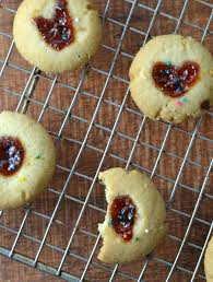 Get the full recipe directions from a chica bakes. Mantecaditos Puerto Rican Guava Thumbprint Cookies Delish D Lites