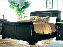 king size sleigh bed sleigh bed with leather headboard sleigh bed with leather headboard leather sleigh king size sleigh bed