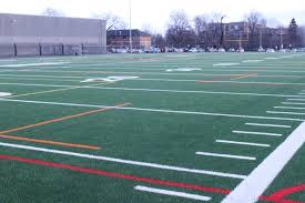 grass soccer field. Grass Field Soccer