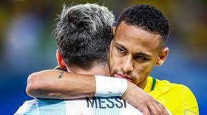 موعد نهائي كوبا أمريكا بين الأرجنتين والبرازيل - السياسي