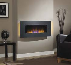 electric wall mounted fireplace popular com classicflame transcendence furniture stylish mount fireplaces pertaining from rock build outdoor insert