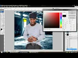 Making A Cd Cover On Photoshop Cs3 Actual Tutorial W Sound Youtube