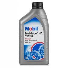 <b>Трансмиссионное масло MOBIL</b> Mobilube HD 75W-90 1 л ...