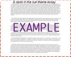 a raisin in the sun theme essay coursework academic service a raisin in the sun theme essay